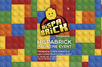 Arriba l'HispaBrick Magazine Event 2016