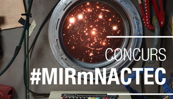 Concurs #MIRmNACTEC a Instagram