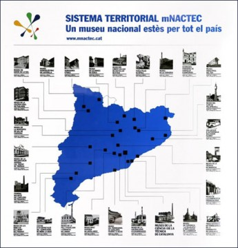 437,000 visits to the museums of the mNACTEC Territorial Network in 2014