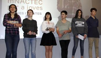 Lliurament II Premi Literari mNACTEC
