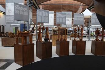 """Fins al 29 d'octubre: Exposició  """"Leonardo da Vinci"""""""