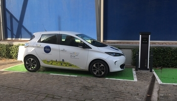 Use of shared electric vehicle