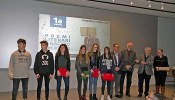 Lliurament I Premi Literari mNACTEC per a joves