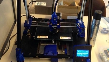 3-D printing and design course for teachers