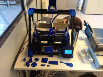 New edition of the 3-D printing and design course