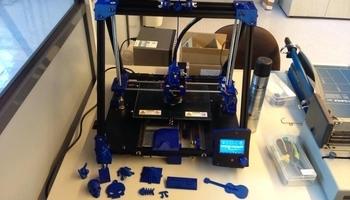 Nova edició del curs de disseny i impressió 3D