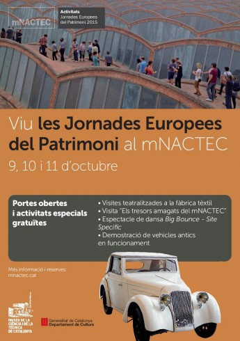 2015 European Heritage Days