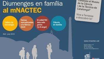 Diumenges en família al mNACTEC