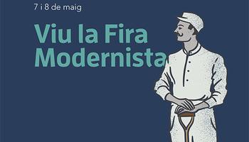 #FiraModernista: Programació especial i portes obertes