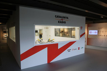 Inauguration of the Ràdio mNACTEC space