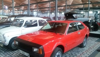 Seat 1200 Sport Club Rally