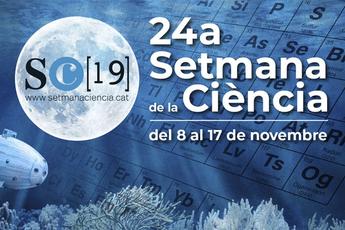 Setmana de la Ciència 2019