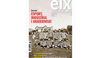 Publication of issue 6 of 'Eix' magazine