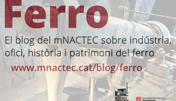 Blog 'Ferro. Indústria, història i patrimoni'