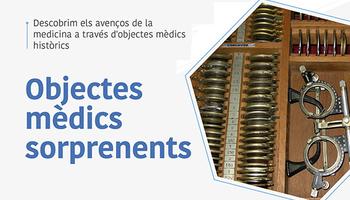 Objectes mèdics sorprenents