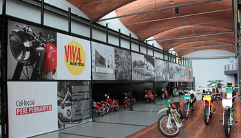 Renewal of the exhibition space