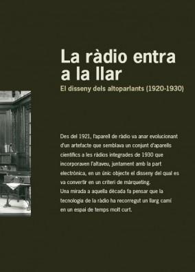 La radio entre dans les foyers