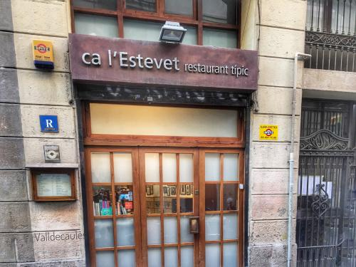 Restaurant Ca l'Estevet