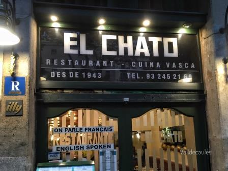 Restaurant El Chato